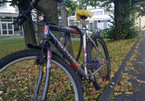 Bộ trưởng 2 lần mất xe đạp và lời nhắn siêu lạ