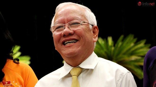 Nguyên Chủ tịch TP.HCM Lê Hoàng Quân nhận quyết định hưu