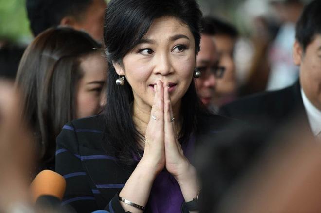 Cựu Thủ tướng Thái Yingluck bị buộc nộp phạt 1 tỷ USD