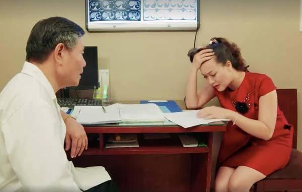 Vân Dung bật cười trước tin đồn bị ung thư vú