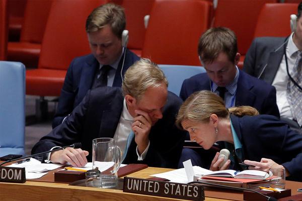 Nga - Mỹ 'cãi nhau' kịch liệt tại LHQ