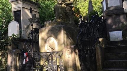 Thành phố của những người nổi tiếng đã chết