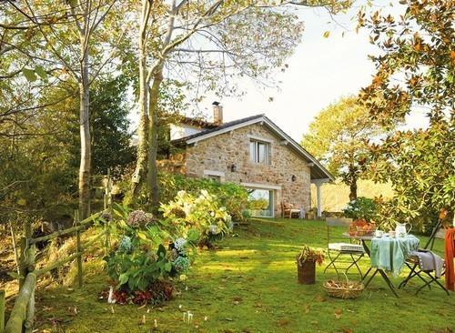 ngôi nhà trong chuyện cổ tích, ngôi nhà nhỏ, bài trí nhà