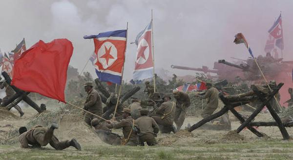 Xem Mỹ-Hàn tái hiện trận quyết chiến với Triều Tiên
