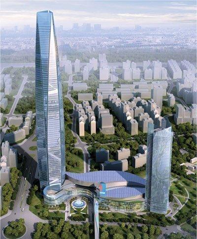 Tập đoàn Mai Linh, Thaco, dự án Sala Thủ Thiêm, Tổ hợp nhà ở, thương mại dịch vụ Golden Palace A