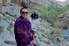 Hành trình tu cực khổ trên núi cao 4.000m của Phương Thanh