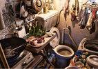 Cảnh kinh khủng trong khu nhà nghèo ở Hong Kong
