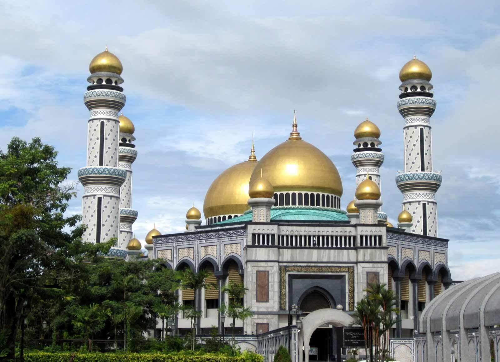 8 sự thật gây choáng về đất nước Brunei
