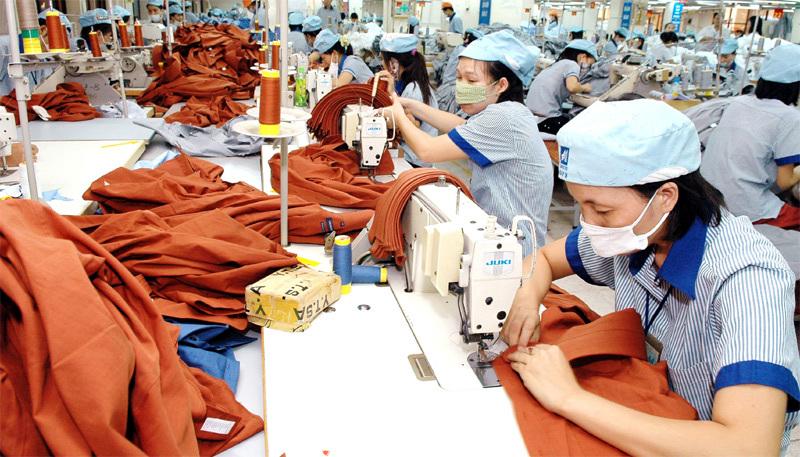 xuất khẩu, xuất khẩu năm 2016, tăng trưởng xuất khẩu, Việt Nam, xuất khẩu gạo, xuất khẩu dệt may, ngành công nghiệp, xuất siêu, nhập siêu