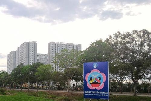 nhà ở xã hội, dự án nhà ở xã hội HQC Plaza, nhà giá rẻ, nhà ở xã hội The Easter City