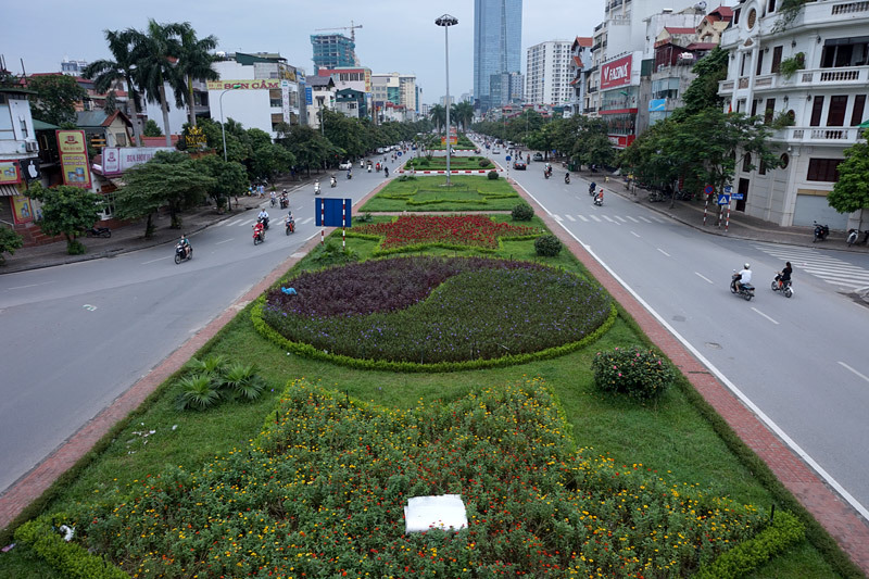 Hà Nội sắp đấu thầu chăm sóc cây xanh, thảm cỏ