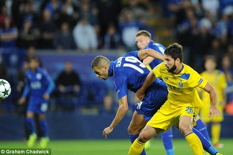 Video bàn thắng Leiceser 1-0 Porto