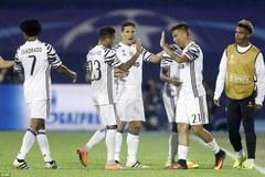 Video bàn thắng Dinamo Zagreb 0-4 Juventus