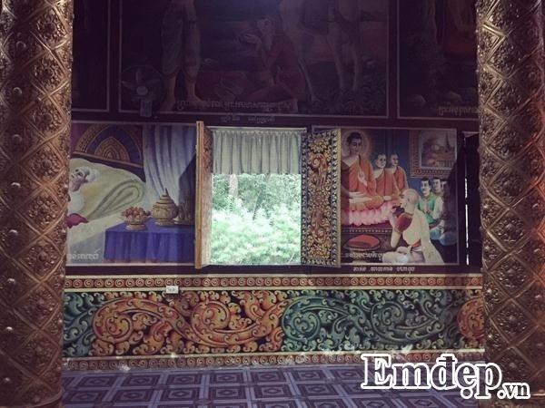 Đến Sóc Trăng ghé ngôi chùa sặc sỡ nhất Việt Nam