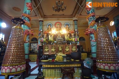 kiến trúc, chùa Giác Hải, kiến trúc phương Đông