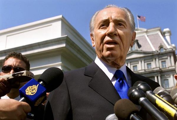 Cựu Thủ tướng Israel Shimon Peres qua đời