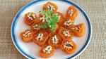 Mê mẩn các món ăn hấp dẫn chế biến từ hồng dẻo