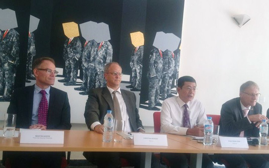 Đại sứ quán Đức trả lời về ông Trịnh Xuân Thanh