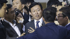 Keangnam, Lotte: Hàng loạt đại gia Hàn Quốc sụp đổ