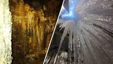 Bí ẩn hang động chỉ đóng băng vào mùa hè