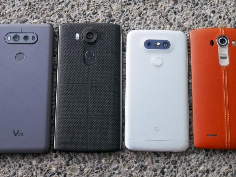 LG G6 sẽ không có màn hình cong OLED