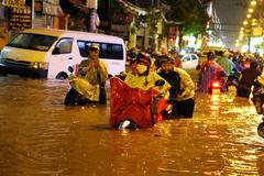 Xe máy 5 triệu: Ham rẻ rước 'của nợ' xe ngập nước