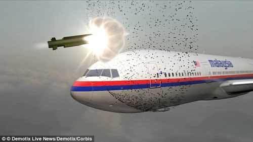 Ủy ban điều tra quốc tế MH17: Phe ly khai dùng tên lửa Nga đã bắn rơi máy bay MH17