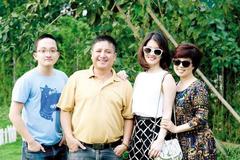 Chuyện con gái Chí Trung gây chú ý trên mạng xã hội