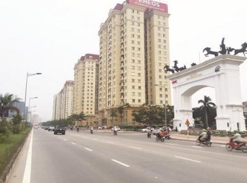 bất động sản phía Tây Hà Nội, giá bất động sản khu vực hồ Tây, mua đất thổ cư khu vực hồ Tây