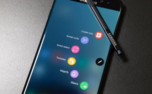 Samsung Galaxy Note 8, bút S Pen, tính năng mới, Samsung Galaxy, phablet, Samsung Galaxy Note 7