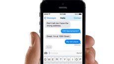 Apple bị tố theo dõi mọi người dùng iMessage
