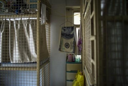 Choáng váng những căn hộ 2m2 có giá thuê 11 triệu đồng