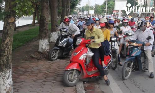 1 phó chủ tịch TP làm tổng công trình sư giảm tắc đường?