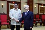 Philippines thúc đẩy hợp tác bảo vệ biển với VN