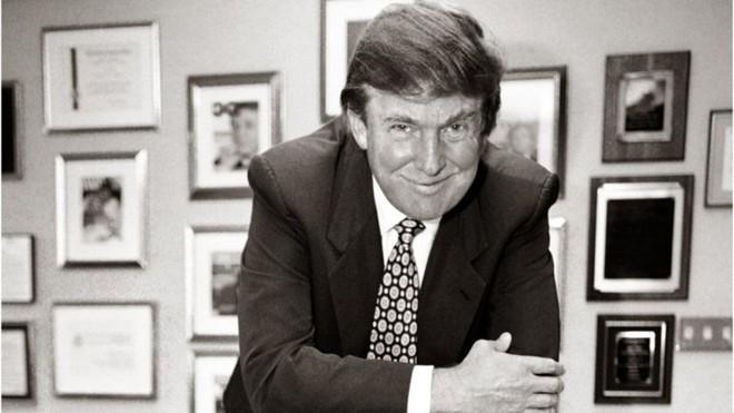 Tài sản của Trump giảm 800 triệu USD sau một năm