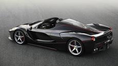 Siêu xe Ferrari LaFerrari mui trần đầu tiên được đại gia trả giá 87,6 tỷ