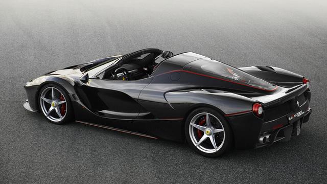 Siêu xe, Ferrari LaFerrari mui trần, đại gia, chục tỷ, ô tô, xế hộp, xe sang, mua xe, sưu tập, xe hơi