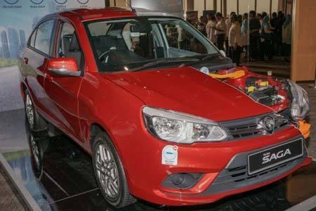 Mẫu xe, giá rẻ, Proton Saga 2016, thị trường, Malaysia, ô tô, mẫu xe, xe hơi, xế hộp
