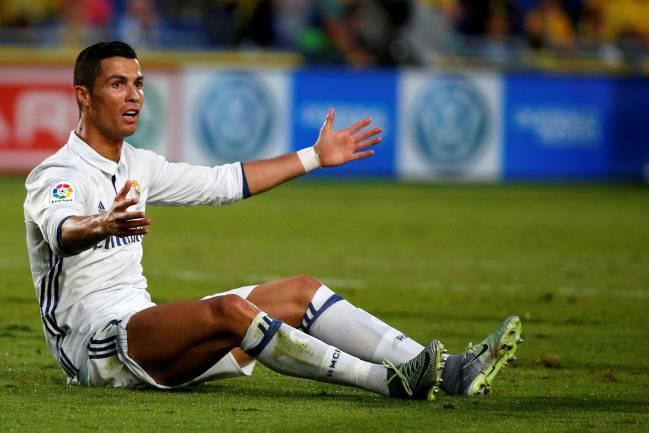 Vòng 7 Liga: Ronaldo trở lại, Real hết… lợi hại