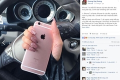 Chia sẻ về việc bỏ 30 triệu mua iPhone 7 gây tranh cãi
