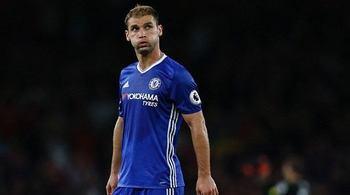 """HLV Conte """"trảm"""" cầu thủ đầu tiên ở Chelsea"""