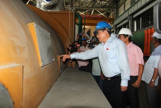 Nhiệt điện Duyên Hải 1: Cần một cam kết về môi trường
