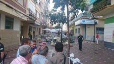 Nổ kinh hoàng ở Tây Ban Nha, 77 người bị thương
