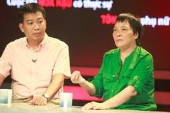 Tiếp tục tranh luận gay gắt trong show của MC Tạ Bích Loan