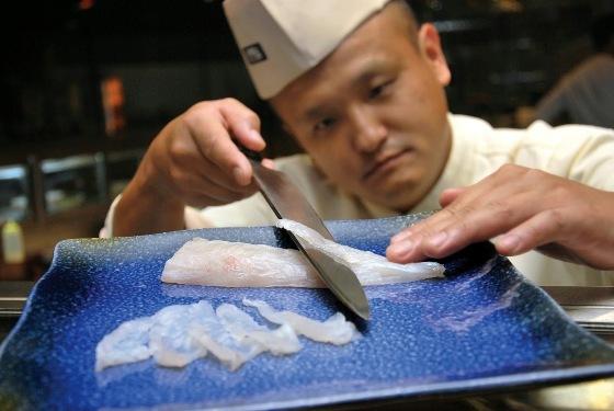 Những món hải sản chỉ dành cho giới nhà giàu