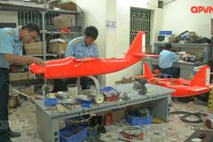 Những chiếc máy bay đầu tiên do Việt Nam sản xuất