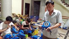 Xuất khẩu bếp đun trấu Việt Nam ra thế giới