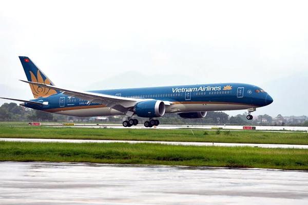 Chim va hỏng động cơ Boeing xịn nhất của VietnamAirlines