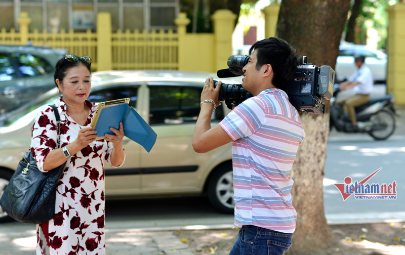 Nhan sắc của Đại tá Công an thủ vai 'Ni cô Huyền Trang'