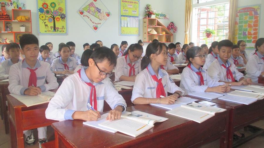 mô hình trường học mới, VNEN, Hà Tĩnh